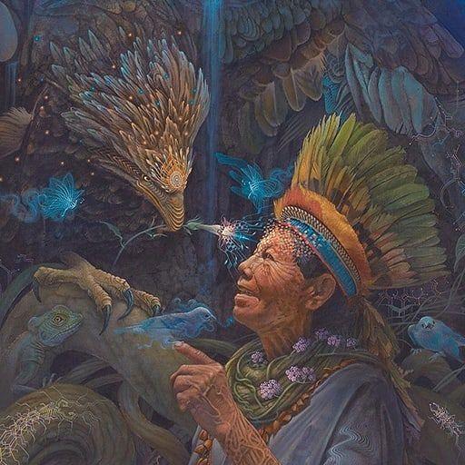šamanismus Praha 10