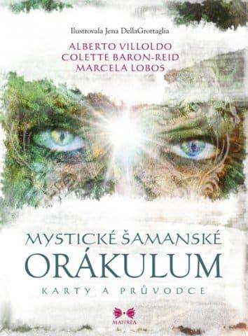 šamanské karty  mystické šamanské orákulum